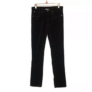 Sundance Velvet Stretch Pants Black